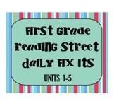 2011 First Grade Reading Street Fix Its