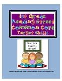 2011 First Grade Reading Street Target Skills Units 1-5