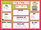 2011 Kindergarten Reading Street Unit 5 Target Skills