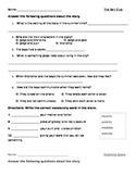 2011 Series Reading Street Comprehension Tests 2.1 and 2.2