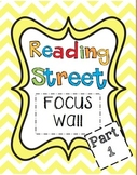 2011 and 2013  Kindergarten Reading Street Common Core Foc