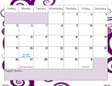 2012 2013 Calendar