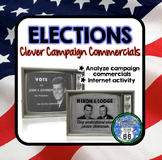 Elections Campaign Commercial Analysis Activity