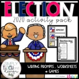 2016 Election Day Pack & Activities