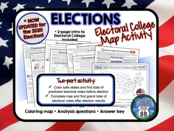 Elections Electoral College {2016 Election} by Mr Social ...