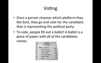 2012 Election Powerpoint