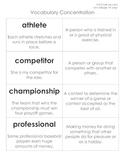 2012 Journeys Jump! Vocabulary