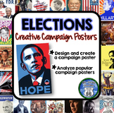 Elections Campaign Poster Activity