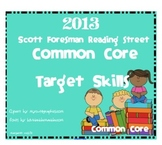 2013 1st Grade Reading Street Target Skills Units 1-5
