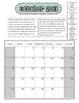 2013-2014 Behavior Calendar