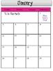 2013 - 2014 Calendar