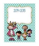 2014-2015 Teacher Planning Calendar
