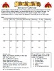 2013 Behavior Calendars