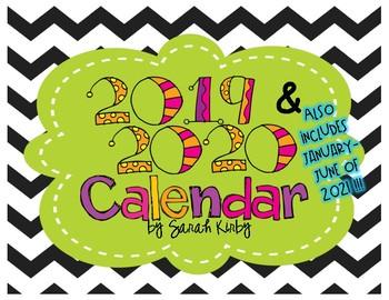 writable calendars 2018