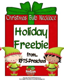 Holiday Freebie