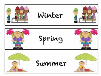 2013 Kids Calendar