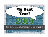2019 My Best Year  - Character trait focus for the New Year (updated for 2019)