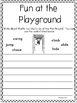 Reading Street, A Place to Play, Centers and Printables Fo