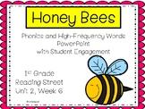 Reading Street, Honey Bees, Interactive Powerpoint