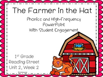 Reading Street, The Farmer in the Hat, Interactive PowerPoint