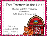 The Farmer in the Hat, PowerPoint with Student Engagement