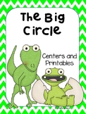 Reading Street  The Big Circle, Activities and Centers For All Ability Levels