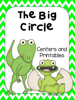 Reading Street  The Big Circle, Activities and Centers For