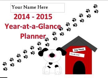2014-15 Curriculum Planner