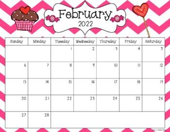 Fillable Calendar 2019.2019 2021 Editable Calendar 30 Months Powerpoint Version