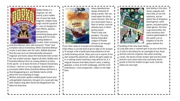 2014-15 Florida SSYRA Book Cards