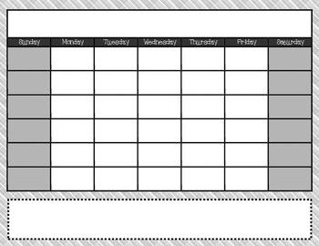 2015-2016 Parent Volunteer Calendars