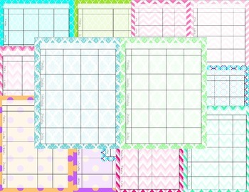 2014 - 2015 Planner (August to June)