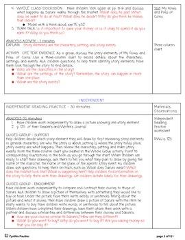2014-2015 ReadyGen Unit 3 Module A Lesson Plans