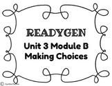 2014-2015 ReadyGen Unit 3 Module B Concept Board