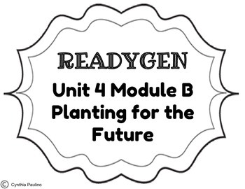 2014-2015 ReadyGen Unit 4 Module B Concept Board