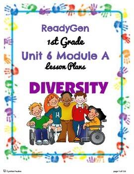 2014-2015 ReadyGen Unit 6 Module A Lesson Plans