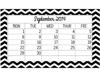2014-2015 School Year Calendar