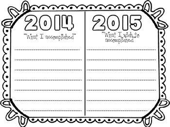 2014 & 2015 reflection