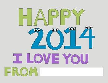 2014 Calendar Craft