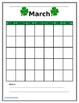 Editable Blank Calendar FREEBIE