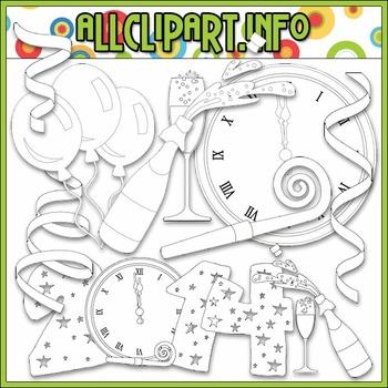 BUNDLED SET - 2014 Clip Art & Digital Stamp Bundle