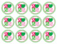 2019 Girl Scouts Inspired Year Tags Traditional Colors
