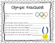 Rio 2016 Summer Olympic WebQuest and Sport Report Lower El