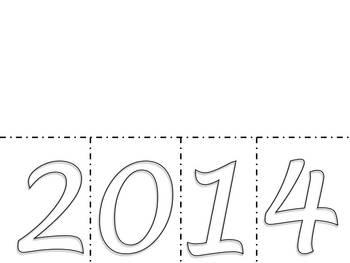 2014 Resolution Flip book