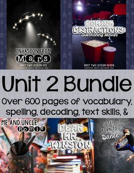 2014 Textbook Companion: Unit 2 Bundle