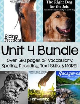 2014 Textbook Companion: Unit 4 Bundle