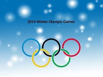 2014 Winter Olympic Geometry Games