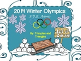 2014 Winter Olympics- A P.E. Activity