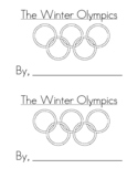 Winter Olympics Emergent Reader