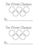 Winter Olympics Emergent Reader